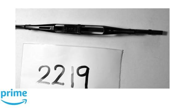 TRUPART LTD Escobilla limpiaparabrisas trasera para MOKKA 2012Â on: Amazon.es: Coche y moto