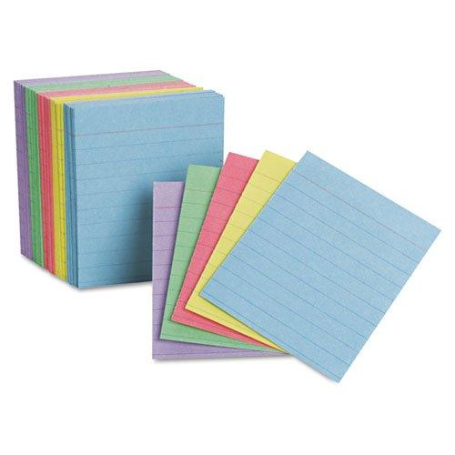 - Oxford Mini Index Cards, 3
