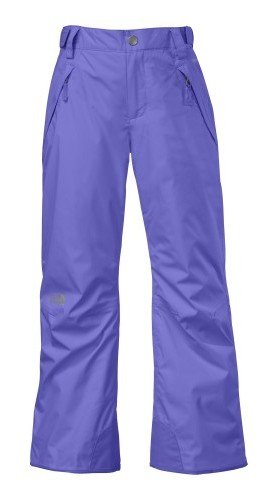 North Face Girls Xl-18 Freedom Pant Starry Purple by The North Face