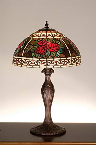 - 22.5 Ih H Roses & So Tabe Lamp Tabe Lamps
