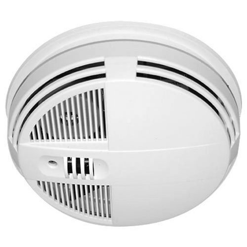 Xtreme Life Night Vision Covert Smoke Detector Surveillance Camera (bottom view) w/DVR by KJB