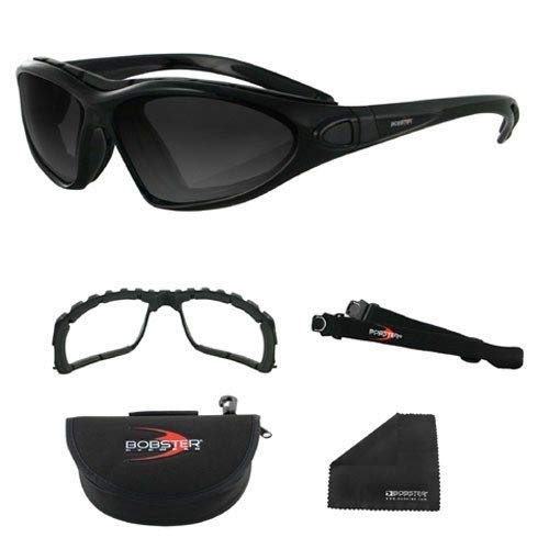 New Road Master Convertible Motorcycle Sunglass/Goggles Photochromatic ()