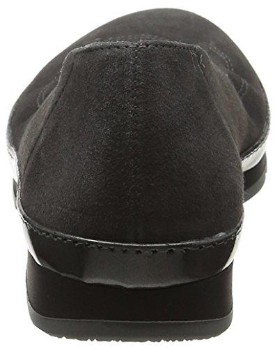 Ballet Grey Sport Flats Women's 49 Comfort Dark Gabor grey Steel PwfXtX
