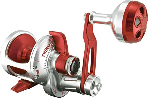 Accurate Boss Valiant 400 - 2 Speeds Conventional (2 Speed Conventional Reel)
