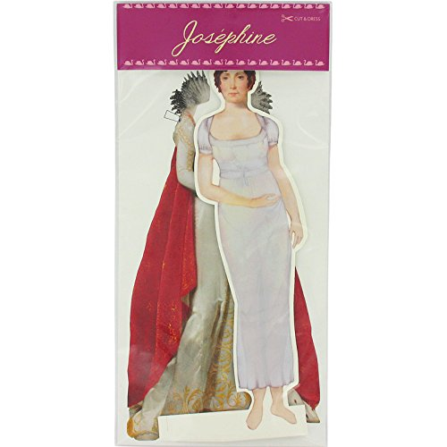 Grand Palais Paper Dolls & Paper Doll Clothes Josephine by Grand Palais