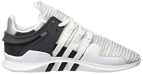 ftwr Black core Support ftwr Adidas White Advanced White Equipment Homme Basses Sneakers Cassé Blanc 7OO1n8T