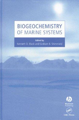 Biogeochemistry of Marine Systems (Sheffield Biological Siences)