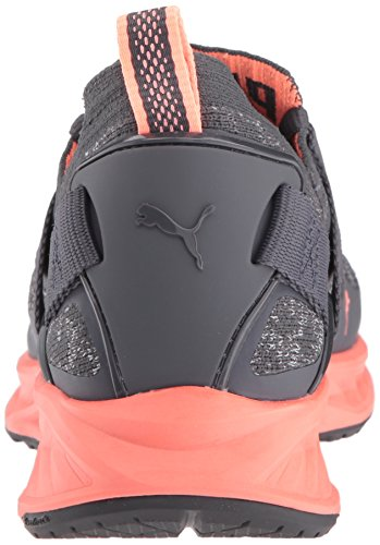 Puma quarry Evoknit Women's Black quiet Shade Wn Periscope Ignite Lo Sneaker rPrTq4Zw