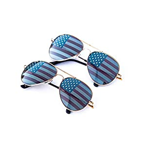 American Flag Decorative Sunglasses