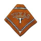 Sporty K9 Collegiate Texas Longhorns Dog Bandana, Large