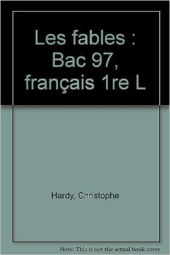 Livre gratuits en ligne Bac français, 1re section : lettres pdf