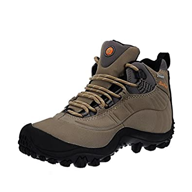 s mid rise gray waterproof insulated