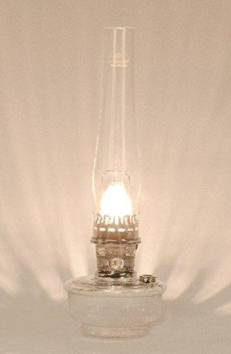 C6107N Genie III Lamp Nickel by Aladdin