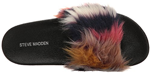 Sandalo Steve Sandalo Piatto Steve Madden Womens Multi