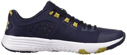 Bam Sneaker Men's Midnight Under 402 Trainer Navy White Armour TZIwE