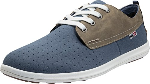 Helly Hansen 2017 Men's Bergshaven Shoe - Vintage Indigo/Aluminum - 11203_701 (Vintage Indigo/Aluminum - EU 40.5/US 7.5) by Helly Hansen