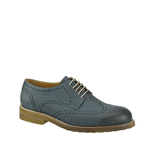 Ron White Mens Oscar Wingtip Oxford, 43.5 Eu (10.5 Us)