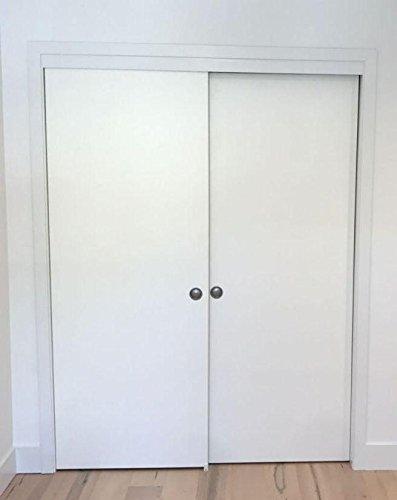 Sarto Doors Planum 0010 Interior Closet Sliding Wood Flush Double