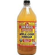 Bragg Apple Cider Vinegar Honey Organic, 32 oz