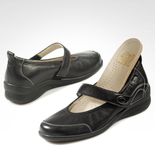 Fidelio Magic Stretch Mary Jane Wide Shoes. (5 UK) oCl1foT1
