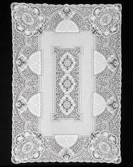 Canterbury Classic 70u0026quot; X 90u0026quot; Tablecloth