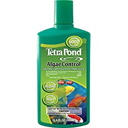 TetraPond Algae Control Treatment For Use With Fish & Plants