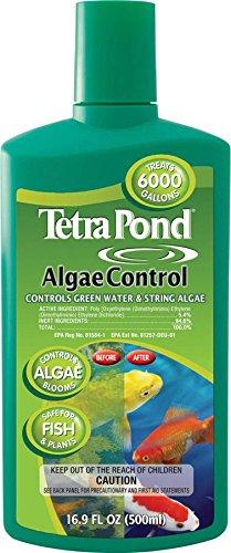 TetraPond Algae Control Treatment For Use With Fish & ()