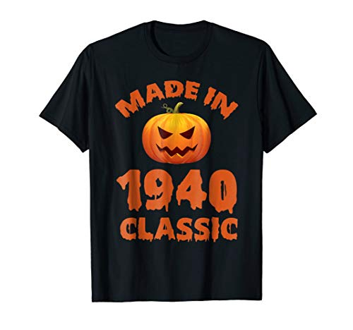 Made In 1940 Classic - Halloween