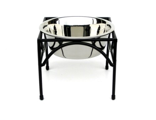 Regal Single Bowl Elevated Diner - 7'' Tall