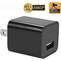 Hidden Spy Camera included 1080P HD USB Wall Charger Hidden Spy Camera Nanny Spy Camera Adapter Charge Phones