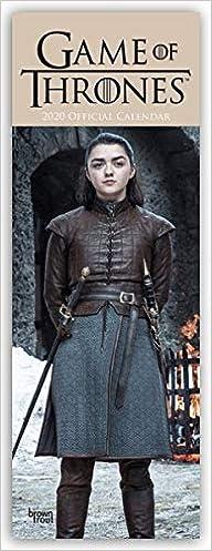 Livre electronique gratuit Game of Thrones 2020 Slim Calendar