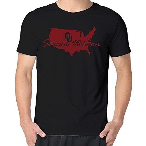 Oklahoma Sooners Jersey Material - 1