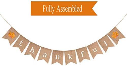 Amazon.com: Cartel de Acción de Gracias, decoración de ...