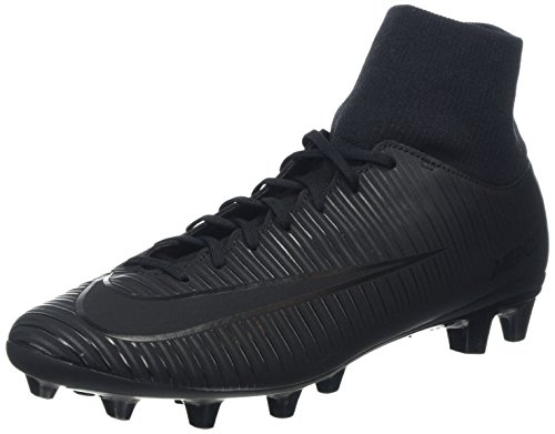 NIKE Black Mercurial Df Men 001 Victory Shoes Fitness Agpro Black s Vi rXrwzx