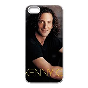 iPhone 4 4s Cell Phone Case White Kenny G U3594761