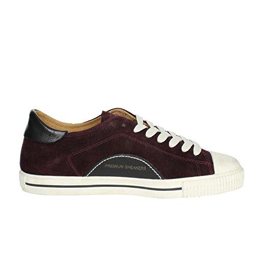 Sneakers Donna E T Bordeaux 32I HIGH D A Alta Santos wqYn8qO4a