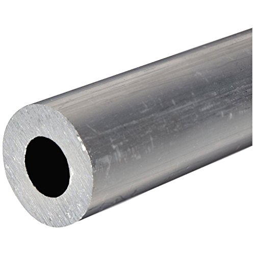 Online Metal Supply 6061-T6 Aluminum Round Tube 2-1/2'' OD x 1/2'' Wall x 72'' by Online Metal Supply