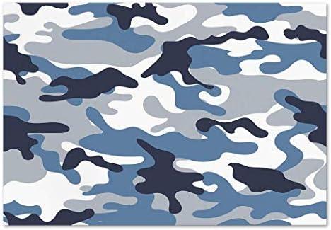 Behangrollen Grey Camouflage Wallpaper Wow010 Army New