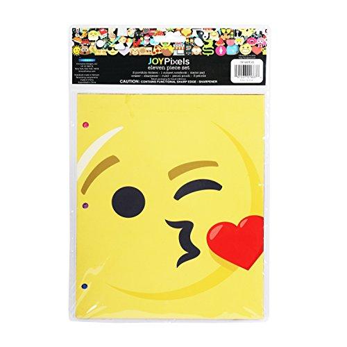 emoji 11 piece Set Back to School for Boys & Girls by emoji (Image #1)