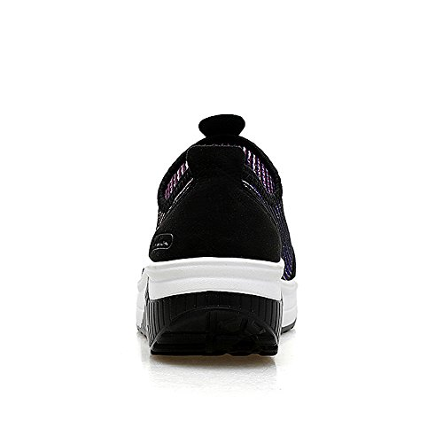 7673zifen39 M Up B Toning Out US Shape Platform Slip Purple TYC On Shoes Work Women Walking EnllerviiD Sneakers Fitness 7 Uq5R8wx
