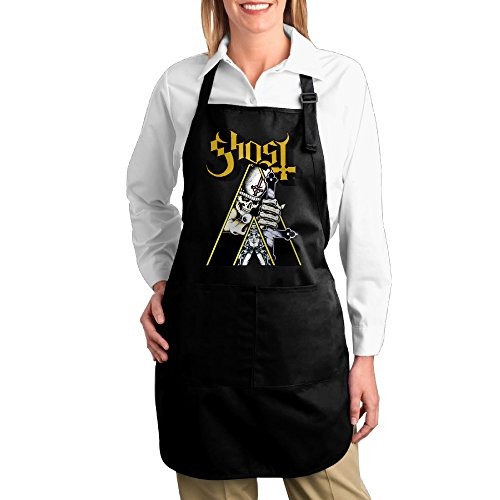 Skyfall Movie Costumes (Valenti47 Popestar-Ghost B.C. Beautiful Kitchen Cooking Apron With Pocket)