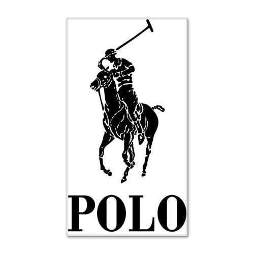 Amazon.com: Polo Ralph Lauren Horse Clothing Brabd Sticker