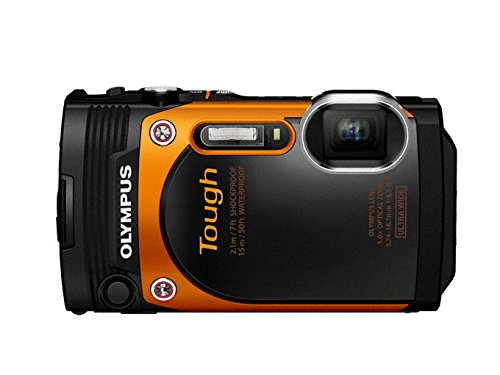 waterproof digital camera olympus - 8