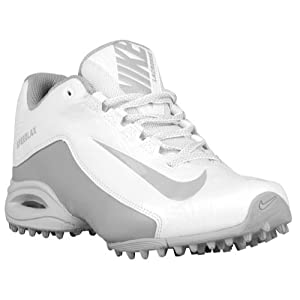 Nike Womens Speedlax 5 Turf Lacrosse White Size 10