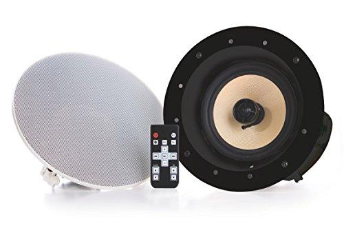 Waterproof Bathroom Ceiling Speakers From Watervue Stream - Speakers in bathroom ceiling