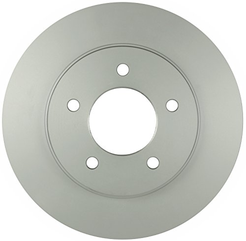 Bosch 20010340 QuietCast Premium Disc Brake Rotor For 1993-2002 Mercury Villager and 1993-2002 Nissan Quest; Front