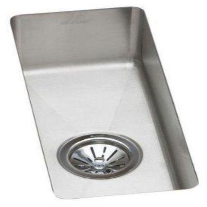 Elkay Crosstown EFRU718 Single Bowl Undermount Stainless Steel Sink