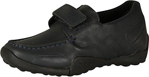 Geox Boys JR W.SNAKE MOCASSINO Shoe,navy,31 M EU Little Kid (13 US)