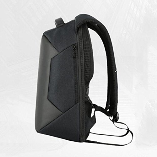 Backpack Travel Grey Usb Bag Business Charger Anti Student Computer Shoulder Theft Waterproof FzP4qw4vTC