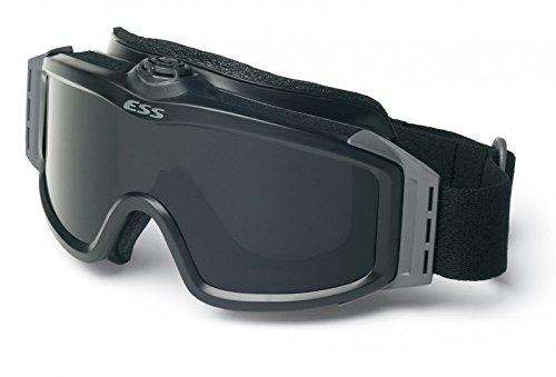 ESS Eyewear Profile Turbofan Goggles, Black